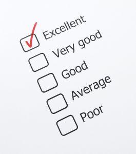 866529 feedback form excellent